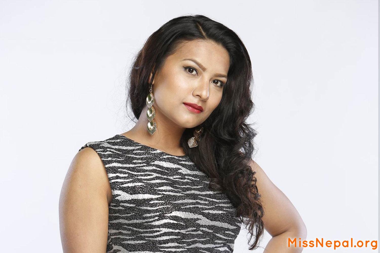 Miss Nepal 11-CONTESTANT-11-NISHMA-CHOUDHARY