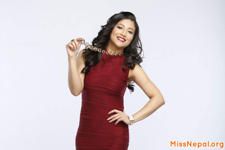 Miss Nepal 2015 14-CONTESTANT-14-EVANA-MANANDHAR