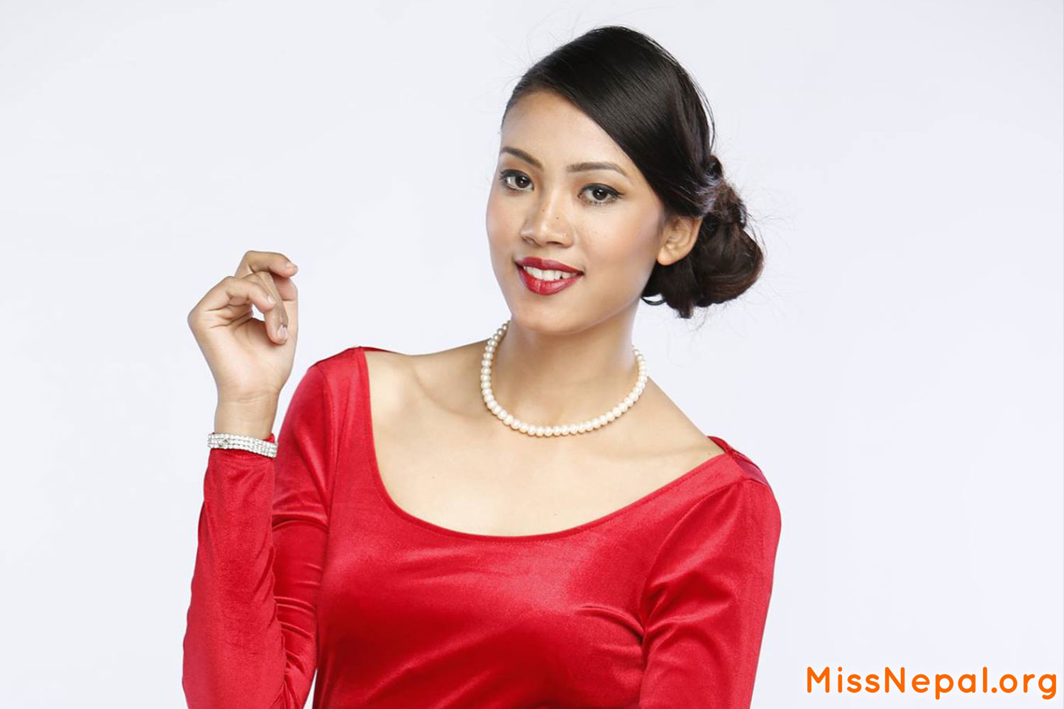 Miss Nepal 2015 16--CONTESTANT-16-ASINA-POUDEL