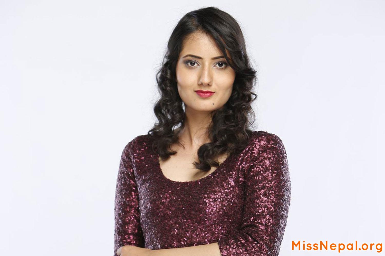 Miss Nepal 2015 17-CONTESTANT-17-KRIPA-NEUPANE