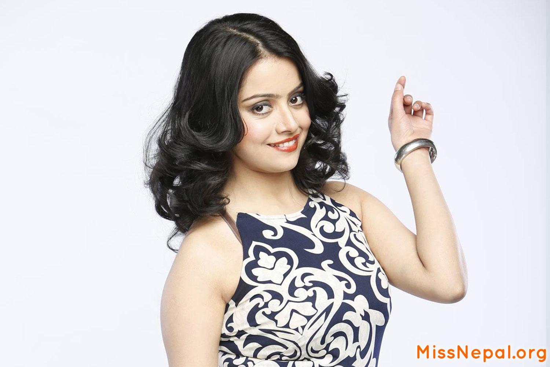Miss Nepal 2015 18-CONTESTANT-18-SHREEYA-POUDYAL