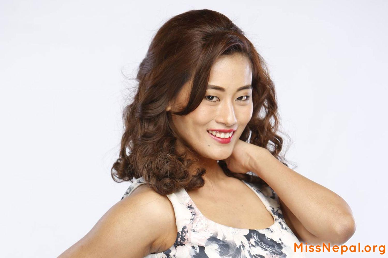 Miss Nepal 2015 19-CONTESTANT-19-NUNING-LIMBU