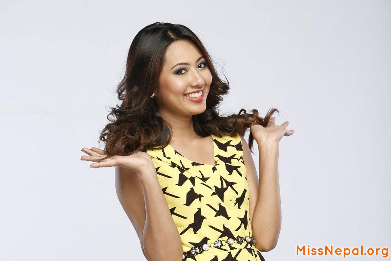 Miss Nepal 2015 6-CONTESTANT-6-SUJITA-KHANAL