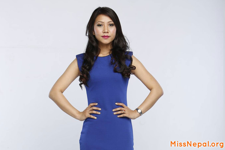 Miss Nepal 2015 8-CONTESTANT-8-SONU-THAPA-MAGAR