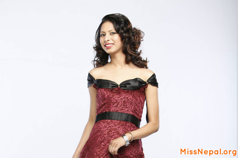 Miss Nepal 2015 9-CONTESTANT-9-ANU-KHADKA