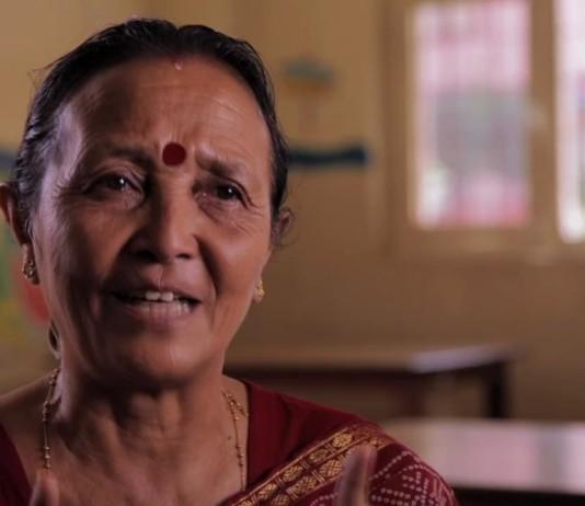 Anuradha Koirala Manhae Prize