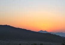 Beautiful Nepal Sunrise Volunteering in Nepal