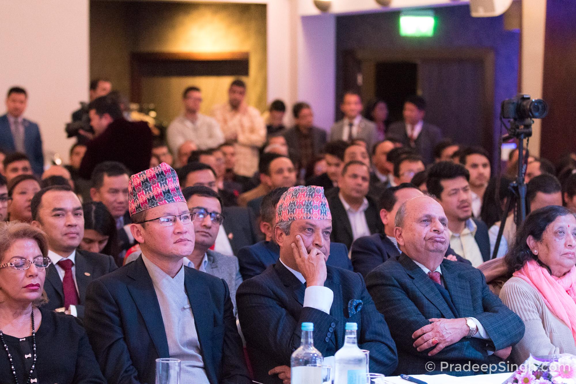 Binod Chaudhary London Pradeep Singh Photo-1189
