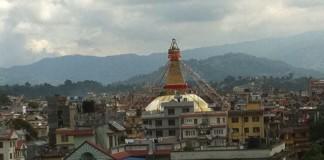 Bodhnath Mandir Singer Shaan Pic