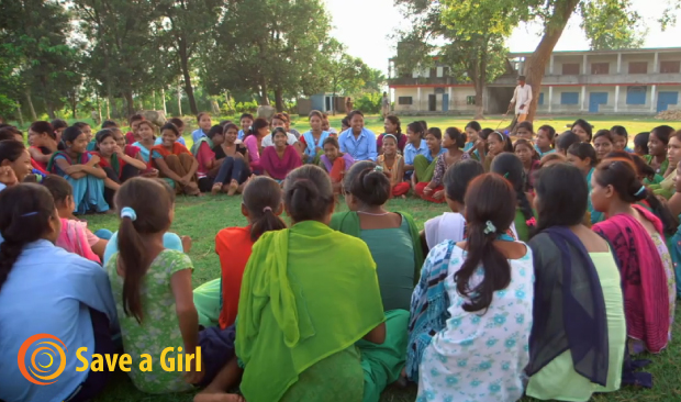 Educating freed Kamlari girls