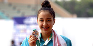 Gaurika Singh Nepali Athlete Youngest of Rio 2016 Olympics