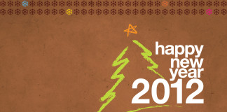 Happy New Year 2012 Wallpaper 1
