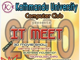 IT Meet 2010 of Kathmandu University Computer Club
