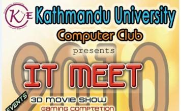 IT Meet 2010 of Kathmandu University Computer Club