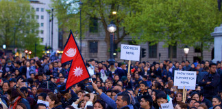 London-Vigil-for-Nepal-Featured
