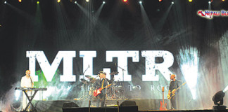 MLTR in Nepal 2011 at Tundikhel, Kathmandu