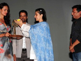 Manisha Koirala Inagurating I AM