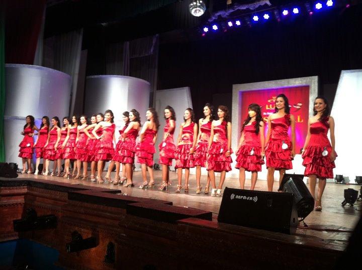 Miss Nepal 2011 Grand Finale