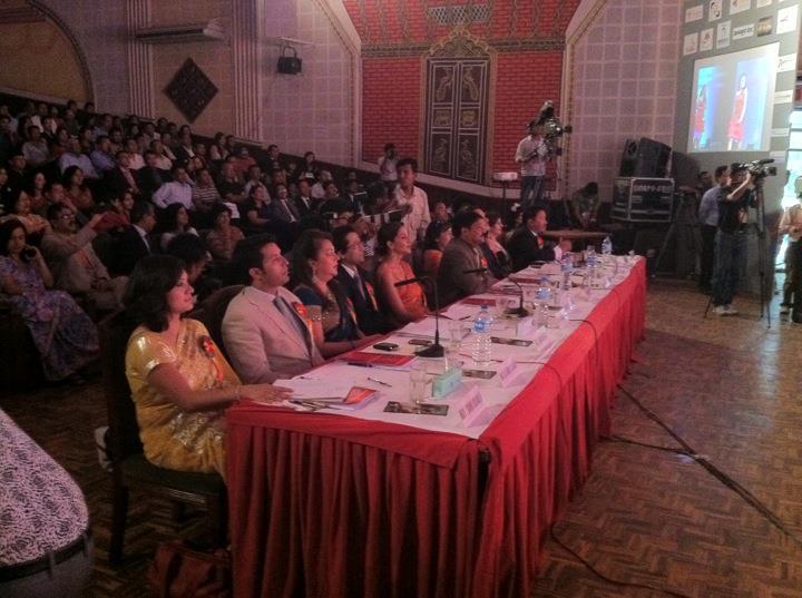 Miss Nepal 2011 Judges