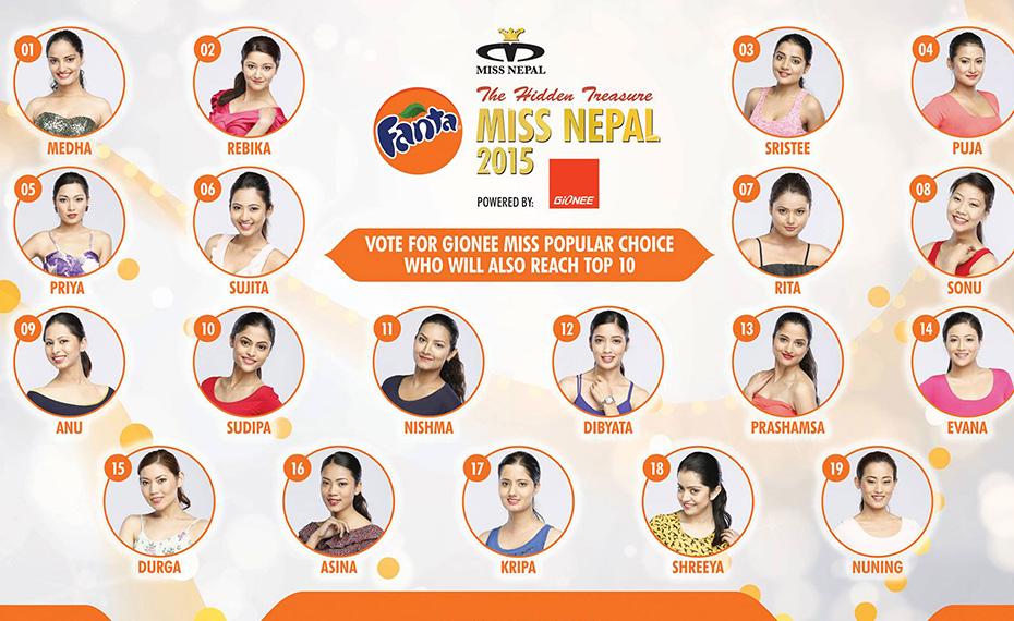 Miss-Nepal-2015-Contestants-Profiles