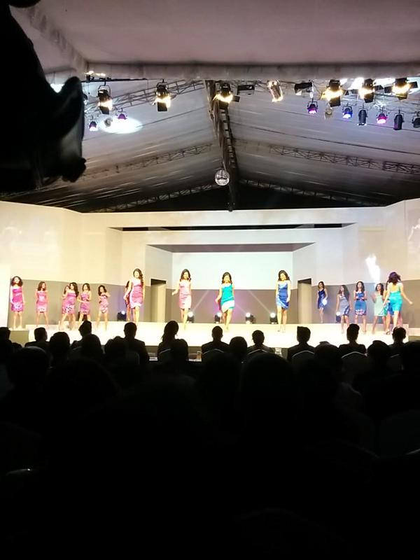 Miss Nepal 2015 show officially begins!