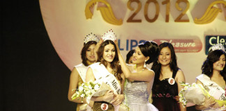 Miss Nepal Shristi Shrestha