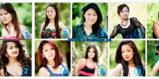 Miss UK Nepal 2012 Vote on Nepali Blogger