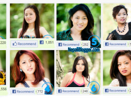 Miss UK Nepal 2012 Voting Results