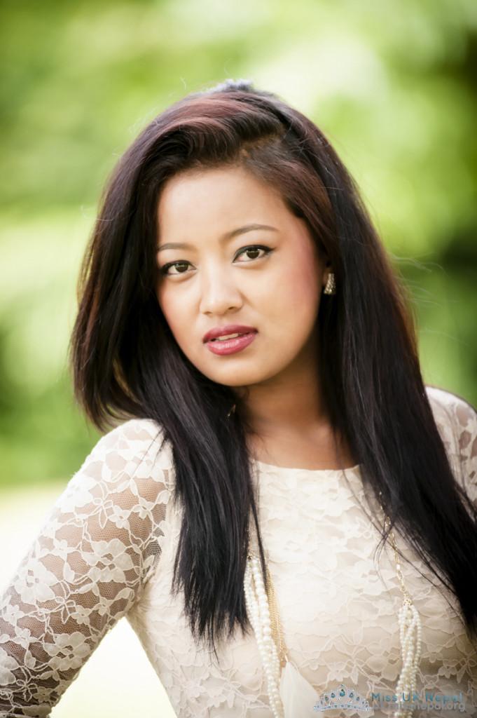 Muna Shrestha Miss UK Nepal 8