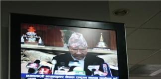 Nepal Priminister Speech