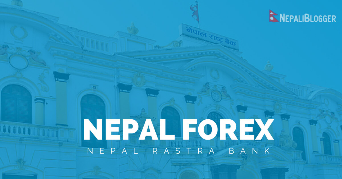 Nepal Rastra Bank Forex Exchange Rate Nepal