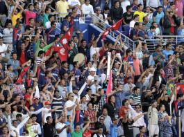 Nepali Cricket Team