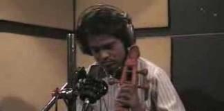 Nepali Street Singer