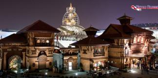 Nepal's Pavillion in shanghai china