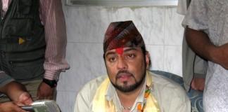 Paras Shah Nepal ex prince