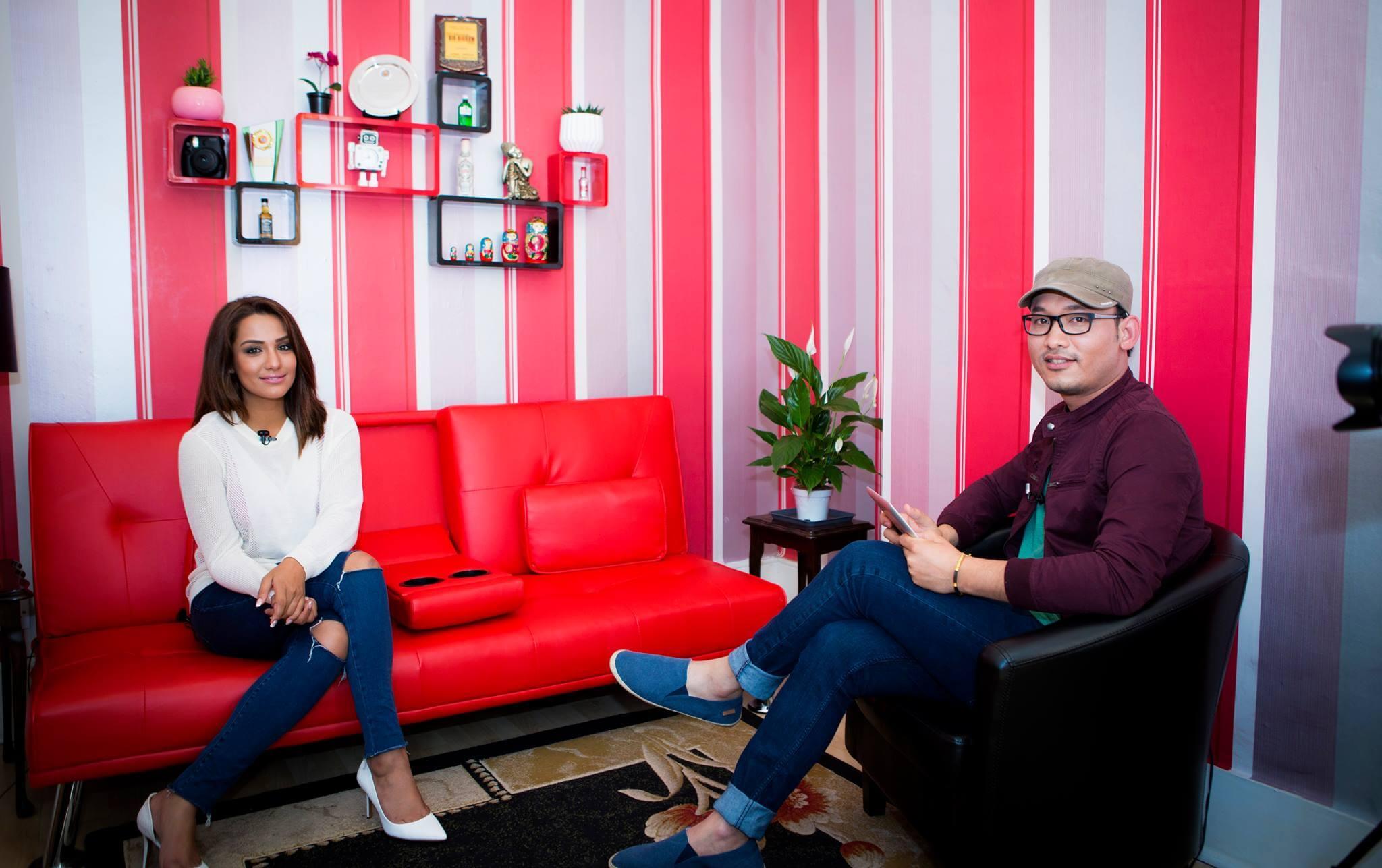 Priyanka Karki In Focus interview with Kushal Shrestha UK