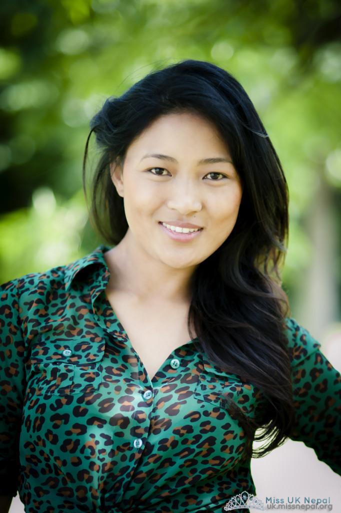 Pushpa Sunwar Miss UK Nepal 5