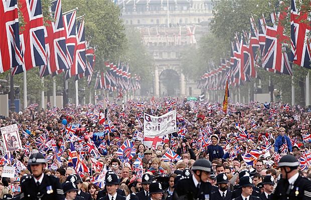 Royal Wedding Buckingham Palace