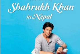 Shah rukh Khan Welcomed Nepal