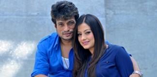 Shree Krishna Shrestha Sweta Khadka together