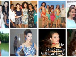 Shristi Shrestha Miss World Jouney Nepali Blogger
