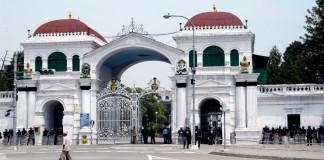 Simha Durbar Nepal Government Gate