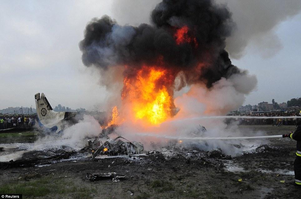kathmandu plane crash - photo #26
