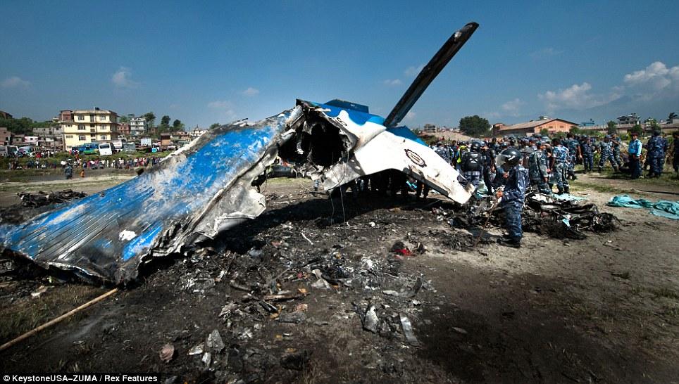 kathmandu plane crash - photo #24