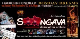 SoonGava in UK Nepali Blogger