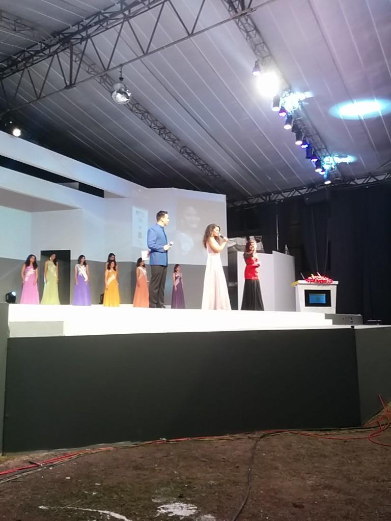 Top10- Nishma Chaudhary, Contestant no. 11