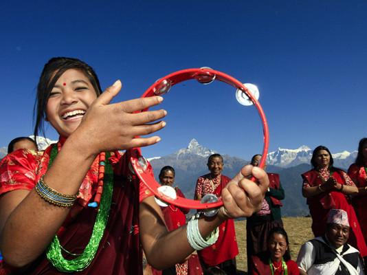 Tourism Cateogry Photo of Year Narendra Shrestha