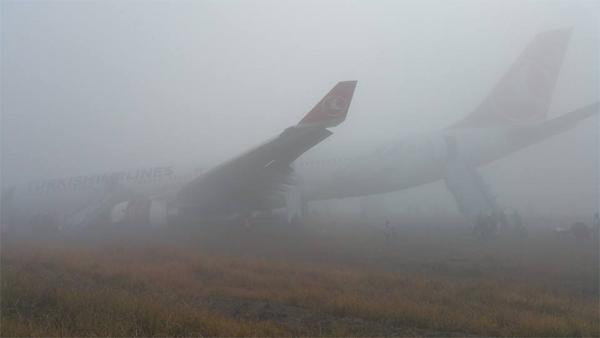 Turkish Airlines Kathmandu Airport Incident 4