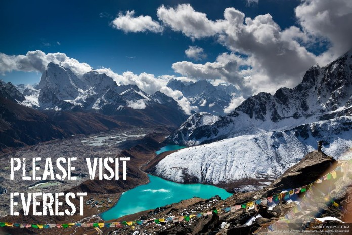 Visit Everest in Nepal