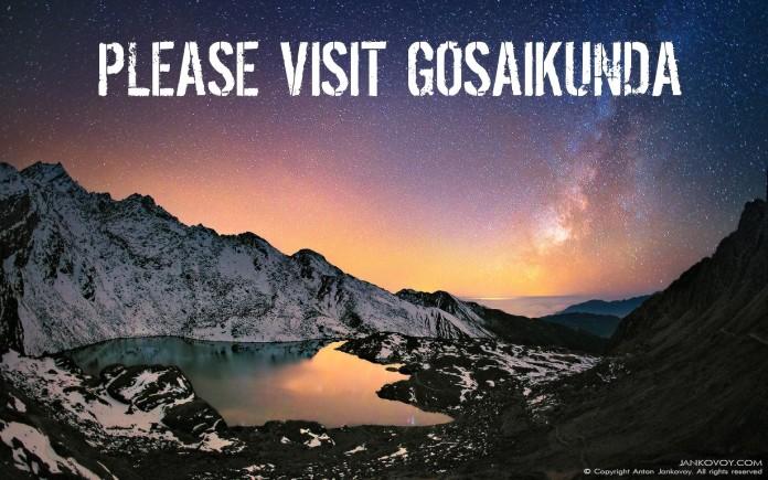 Visit Gosaikunda Nepal